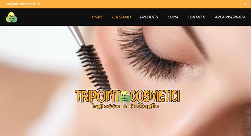Tripoint cosmetici